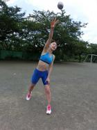 筋肉女子陸上選手 TKSH-003